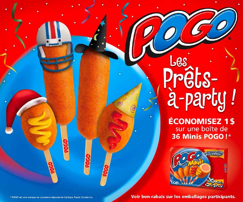 Pogo Party to Go Promotion | FrancoFoodie