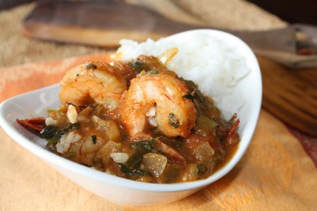 Shrimpcurry